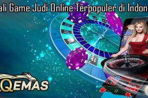 Kenali Game Judi Online Terpopuler di Indonesia
